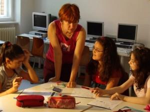 Projekttag an Grundschule